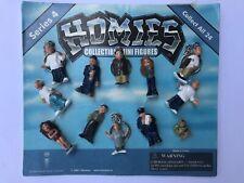 Homies Series #4 - 12 Figures - MINT IN SEALED PACKAGE !!!