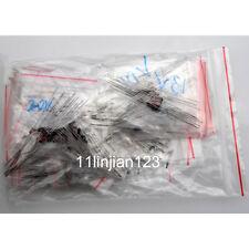 300pcs 1/2w 0.5w 2v ~ 39v Zener Diode 30 Value Assorted Kit Assortment Set