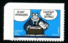 STAMP / TIMBRE FRANCE  N° 3833 ** SOURIRES / LE CHAT / PHILIPPE GELUCK