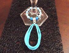 Decoration Beads Blue for Glass Table Solid & Handmade Gift