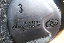TOP FLITE ADVANCE FAIRWAY 3 WOOD Golf Club LH