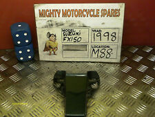 1998 2000 SUZUKI FX 150 FX150 SEAT UNIT CENTRE PIECE  98 99 2000
