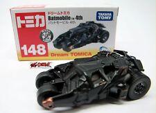 TAKARA TOMY DREAM TOMICA #148 DC BATMOBILE 4TH TUMBLER BLACK,METAL/DIECAST,NEW