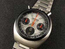 RARE VINTAGE CITIZEN BULLHEAD CHRONOGRAPH AUTOMATIC EXCELLENT