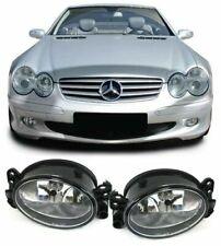 MERCEDES SL R230 W204 ML W164 GL W463 W211 CLK C209 CLS W169 CLEAR FOG LIGHTS