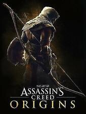 The Art of Assassin's Creed Origins by Paul Davies (Hardback, 2017)