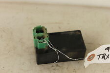 1999 Honda Foreman 450 Trx450es 4x4 Es Fan Control Box Unit