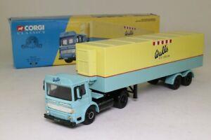 Corgi 21401; AEC Ergo Artic Fridge Trailer; Walls Ice Cream; Excellent Boxed