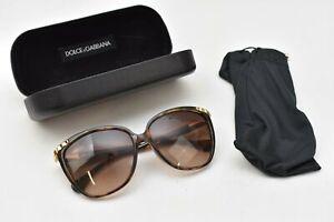 Dolce & Gabbana Women's Sunglasses DD 8096 Tortoise 502/13 58[]14 135 Italy