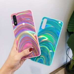 For Samsung Galaxy A50 A50S A30S M30 A81 Note Anti-drop Phone Back Case Cover