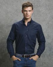 Men's Workwear Oxford Long Sleeve Shirt KK351