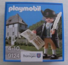 Playmobil Goethe 9124 Neu & OVP Sonderfigur MIB MISB Sonderedition