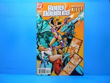 BODY DOUBLES #3 of 4 1999-2003 DC Comics Uncertified (SEE Resurrection Man)