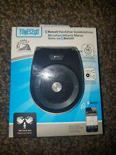 Tunes2Go Bluetooth In-Car Handsfree Speakerphone HFM-17S New