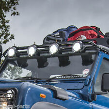 Spotlight Front Roof Bar For Defenders 90 and 110.
