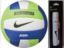 Nike HyperSpike Volleyball + Pump Elektrisch Green/White/Gamma Blue Size 5