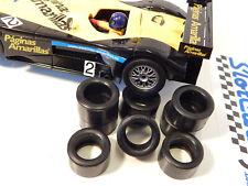 16 pneus arrières uréthane FLY Panoz Lmp1 1/32
