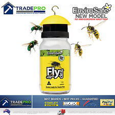 Fly Wasp Trap Genuine EnviroSafe® Ultimate with Bait Blow Horse HouseFly Catcher
