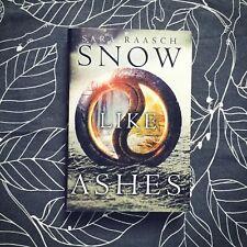 Snow Like Ashes von Sara Raasch   High Fantasy