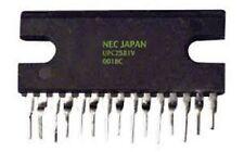 NEC UPC2581V ZIP-15 Bipolar Analog Integrated Circuit