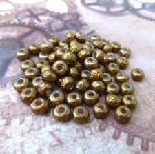 Glass Tube 5 - 5.9 mm Size Jewellery Beads