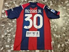Maglia shirt Serie A Crotone match worn Messias 2020-2021
