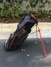 Ping L8 E2 Carry Stand Golf Bag Hard To Find Free Shipping