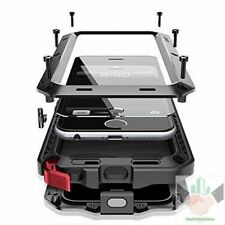 iPhone 6 Case Shockproof Dustproof Waterproof Aluminum Alloy Metal Armor Cover
