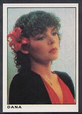 Panini 1980 Rock & Pop Collection - Sticker No 14 - Dana  (S269)