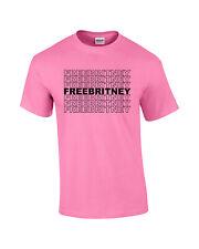 Free Britney Movement T-shirt Repeat #FreeBritney Unisex Short Sleeve Graphic