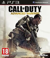 CALL OF DUTY ADVANCED WARFARE JEU PS3 NEUF
