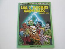 7 PECHES CAPITAUX EO1983 BE/TBE JEAN C. DENIS EDITION ORIGINALE