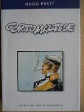 Classici Fumetti di Repubblica - CORTO MALTESE Hugo Pratt 2003  [G245P]