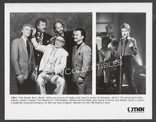 8x10 Photo~ TNN STATLER BROTHERS SHOW ~The Amazing Kreskin ~Shelby Lynne