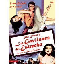 LOS GAVILANES DEL ESTRECHO [DVD]
