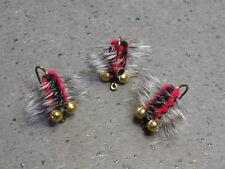 """""""Bug-eye Brim Fly"""" -  HOT brim bluegill perch fly NEW COLOR fro 2018!"""
