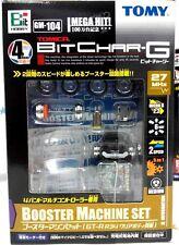 Tomy Bit Char-G Booster Machine Set GM-104 27MHz / Skyline GT-R R34