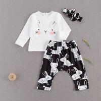 NWT Nannette Girls Leopard Kitty Cat Sweatshirt /& Pants Outfit Set