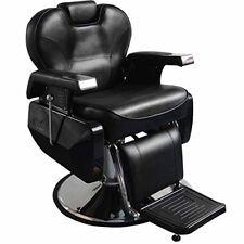 Salon Chair Hair Stylist Hydraulic Recline Barber Chair All Purpose Spa Beauty