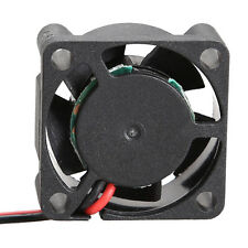 5V Cooler Brushless Micro DC Fan 25*10mm Mini Cooling Computer Laptop Fan Black