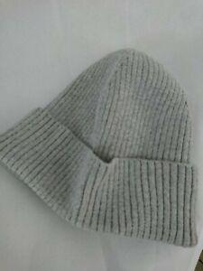 Mens H&m Grey Winter Hat