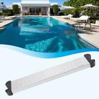 Stainless Steel Safety Step Strong Load Capacity Swimming Pool Ladder Accessory