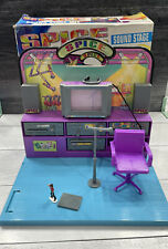Official Spice Girls Sound Stage 1998 Galoob Play Set
