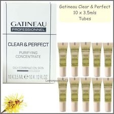 Gatineau Clear & Perfect Purifying Concentrate Face Oil 10 x 3.5ml Tubes