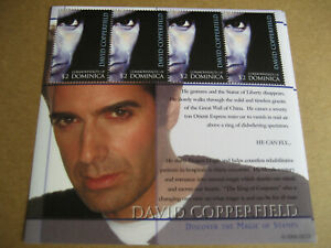 DOMINICA DAVID COPPERFIELD SHEETLET