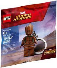 Lego Superhéroes Teen Groot llavero 5005244 Polybag