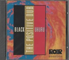 BLACK UHURU / THE POSITIVE DUB * NEW CD * NEU *