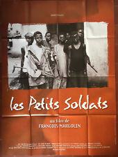 Affiche LES PETITS SOLDATS François Margolin 120x160cm *