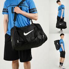 Nike Brasilia Gym Sports Football Duffle Kit Bag Holdall Travel wet/dry storage