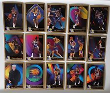 1990-91 Skybox Indiana Pacers Team Set Of 15 Basketball Cards
